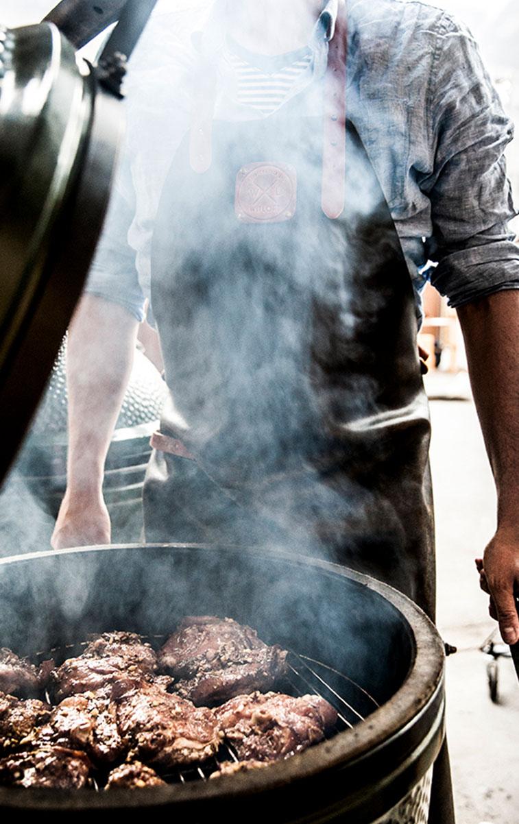 WITLOFT Butchers Heaven Story grill