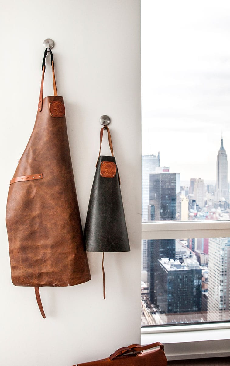 WITLOFT Penthouse in NYC Story aprons