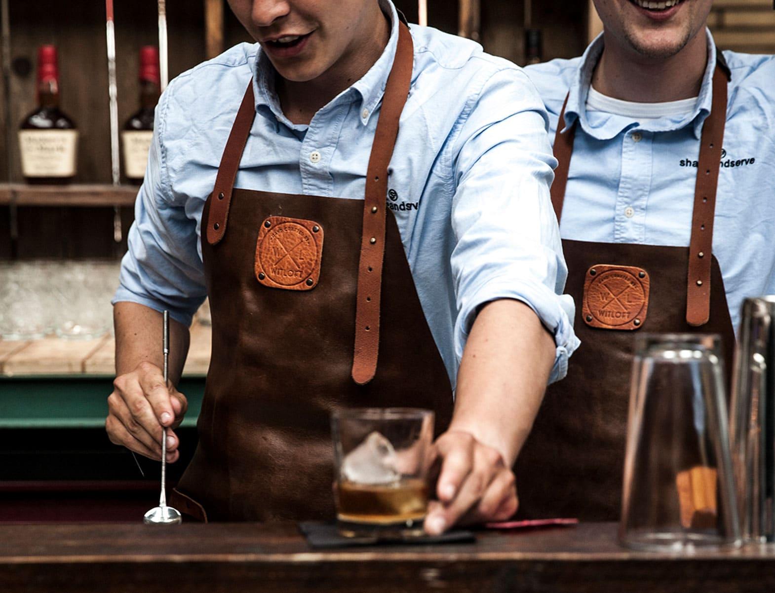 WITLOFT Butchers Heaven Story bartenders