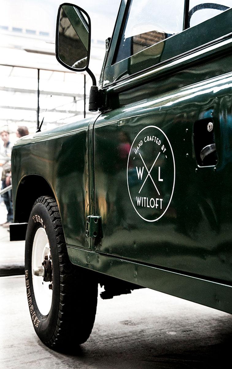 WITLOFT Butchers Heaven Story WITLOFT truck