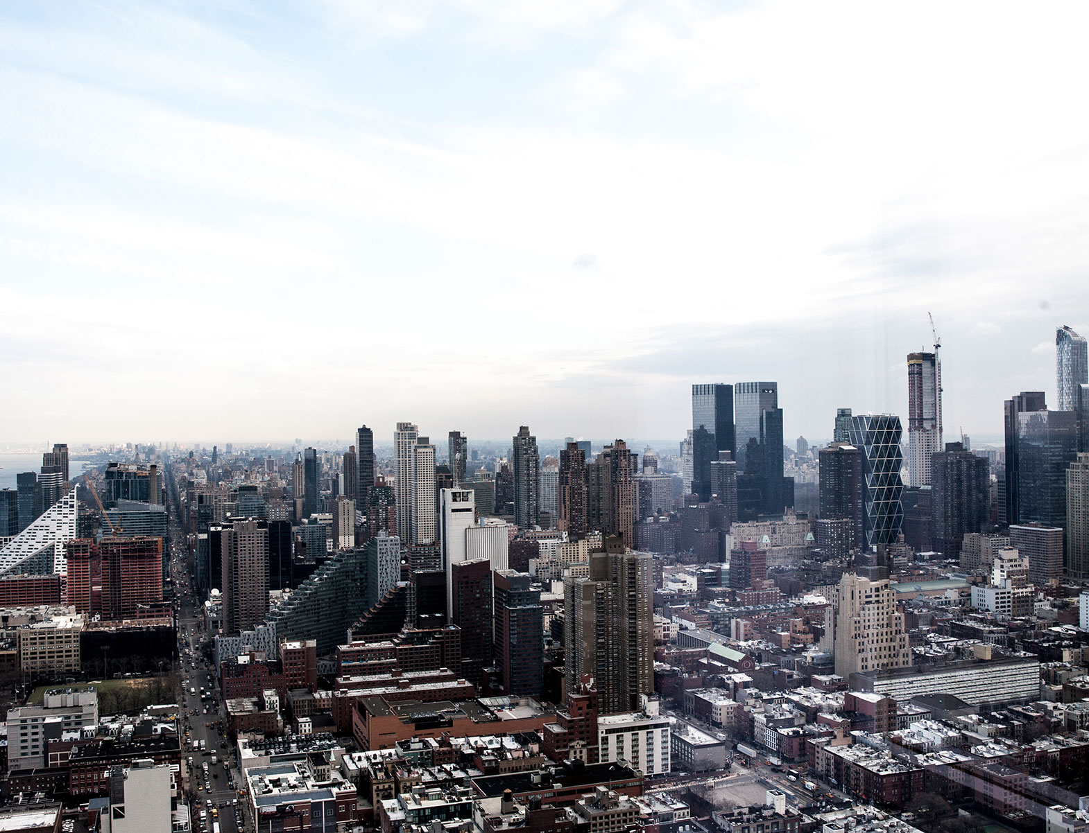 WITLOFT Penthouse in NYC Story city skyline